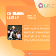 Catherine Lester Profile