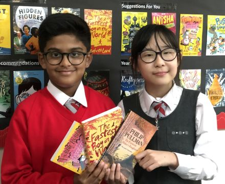 Copy of 16. Battle of the Books   Bookflix
